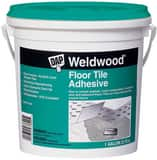 DAP Weldwood® 3.5 gal Floor Tile Adhesive in Clear D00137