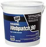 DAP Webpatch 90™ 25 lbs. Floor Leveler in White DAP63050