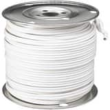 Pro-Pak Industries Pro-Trace® HF-CCS PE30 500 in. 12 ga Solid Tracer Wire in White TW12SLDCCS30W500