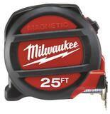 Milwaukee 25 ft. Magnetic Tape Measure M48225125