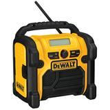 DEWALT 18V/20V/12V Compact Worksite Radio DDCR018 at Pollardwater