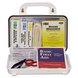 Pac-Kit 7-1/2 in. First Aid Kit with Eye Washer ACE6410