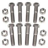 FNW 150# Stainless Steel Nut and Bolt Flange Kit FNWNBSZ1