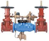 Zurn Wilkins 375DA Epoxy Coated Ductile Iron Flanged 175 psi Backflow Preventer W375DALLF