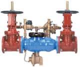 Zurn Wilkins 375DA 3 in. Epoxy Coated Ductile Iron Flanged 175 psi Backflow Preventer W375DALFM