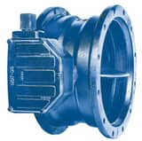 Henry Pratt Groundhog® 48 in. Ductile Iron Butterfly Valve HGHMLA48