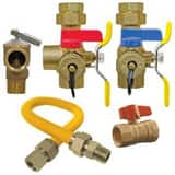 Webstone Company Isolator® 3/4 in. IPS Tankless Water Heater Installation Kit WH44443WCOM