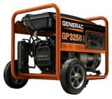 Generac Power Systems 3250W Portable Generator G5982