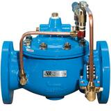 Watts 3 in. Ductile Iron Pressure Reducing Control Valve WLFF115M