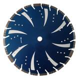 U.S.Saws Premium Dos Seggie 16 in. Diamond Circular Saw Blade UPXX16125