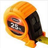 Keson Professional Series 25 ft. Short Measuring Tape KPGPRO1825
