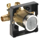 Brizo Multichoice® 1/2 in. MNPT and Female Sweat Pressure Balancing Valve DR60000UNWSHF