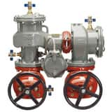 Febco MasterSeries® LF880V Fusion Epoxy Coated Ductile Iron Flanged 175 psi Backflow Preventer FLF880VNRSRP