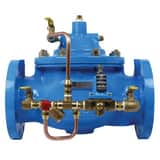 Watts LFF115 2 in. Flanged Ductile Iron Automatic Control Valve WLFF115K