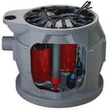 Liberty Pumps ProVore® 680 Series 1 hp Duplex Grinder System LP682XPRG101W