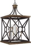 Capital Lighting Fixture Landon 8-Light Foyer Fixture in Surrey C4503SY