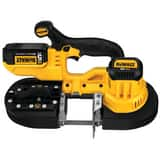 DEWALT Max® XR 15 in. 20V Lithium-Ion Band Saw Kit DDCS371P1
