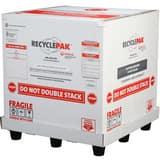 Veolia ES RecyclePak® Poly Liner Mixed Lamp Recycling Box VSUPPLY261