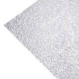 Plaskolite Cracked Ice Polystyrene Light Panel in White P1425005A