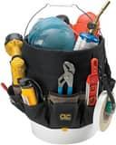CLC Custom Leather Craft 12-3/4 in. 48-Pocket Bucket Organizer CLC1119 at Pollardwater