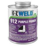 E-Z Weld 32 oz. PVC, CPVC Primer in Purple E21204