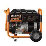 Generac Power Systems 5500W Portable Generator G5945
