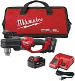 Milwaukee M18 Fuel™ Hole Hawg® 1/2 in. Fuel Right Angle Drill Kit M270722
