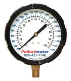 Thuemling Industrial Products 3-1/2 in. 1680 gpm Glycerine Pressure Gauge T6106990 at Pollardwater