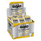 Gojo Individual Scrubbing Wipes 80/Carton G638004 at Pollardwater
