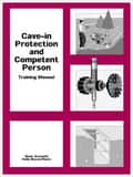 ACRP Cave-In Protection & Competent Person Training Manual AME440 at Pollardwater
