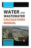 AWWA Water and Wastewater Calculation A20489 at Pollardwater