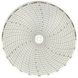 Graphic Controls LLC 11-7/8 in. Dia. 0-50 Chart Paper 100/BX G10412519 at Pollardwater