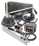 Fisher Big Foot Leak Detector in Black FXLT30A at Pollardwater