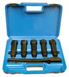 Lowell Corporation Extension Reach Socket Set L23099049900 at Pollardwater