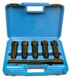 Lowell Corporation Extension Reach Socket Set L23099049900 at Pollardwater