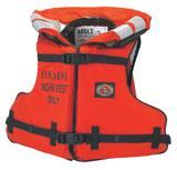 52 in. Life Preserver Vest in Orange CI222ORGST at Pollardwater