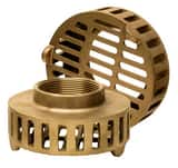 The Edson Corp 2 in. Bronze Strainer E111BS200 at Pollardwater