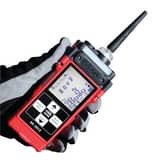 GX2012 Portable Confined Space 4-Gas Detector with Alkaline Battery RKI72029022A