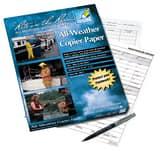 Master Lock 11 in. All-Weather Copier Paper MAS8511