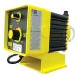 LMI LMI Roytronic™ Series B 1.6 gph 150 psi 120V PTFE, PVDF and Polyprel Chemical Metering Pump LB111499SI at Pollardwater