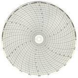 Bailey-Fischer & Porter 10 in. Dia. 0-100 Chart Paper 100/BX B216A014U01 at Pollardwater