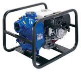 2 TRASH PUMP 55 HP HONDA Meter A12D1GX160