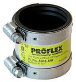 Fernco Proflex® 1-1/2 in. Cast Iron x Copper Flexible Coupling F3001150