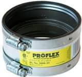 Fernco Proflex® Cast Iron, Plastic and Steel Flexible Coupling F3000