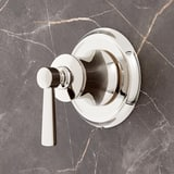 Mirabelle® Pendleton Transfer Valve Trim Only with Single Lever Handle MIRPT9005