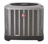 Rheem RA16 Series 3 Ton 16 SEER 1/6 hp Single-Stage R-410A Split-System Air Conditioner RA1636AJ1NB