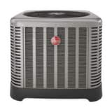 Rheem RP15 Series 15 SEER Single-Stage R-410A Heat Pump RP15AJ1NA