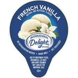 The Whitewave Foods International Delight® Single Pack French Vanilla Liquid Creamer (Case of 288) W473609