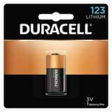 Duracell Coppertop® CR123 3V Lithium Battery 1-Pack DDL123ABPK at Pollardwater
