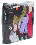 Buffalo Industries 25 lb. Bag of Multi-Color T-Shirt Rags BUF10084PB at Pollardwater
